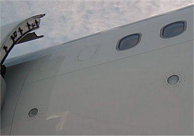 Feux de positions et phares des avions Feux22